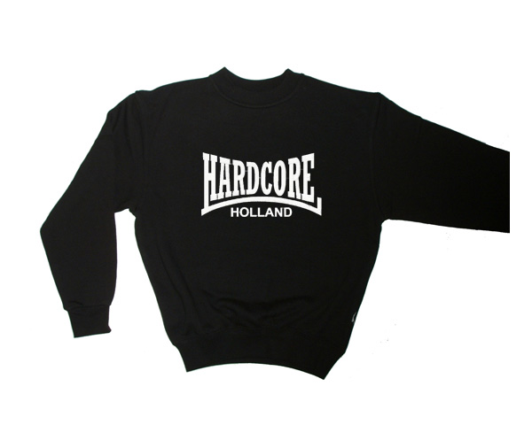 Sweater Hardcore Holland logo